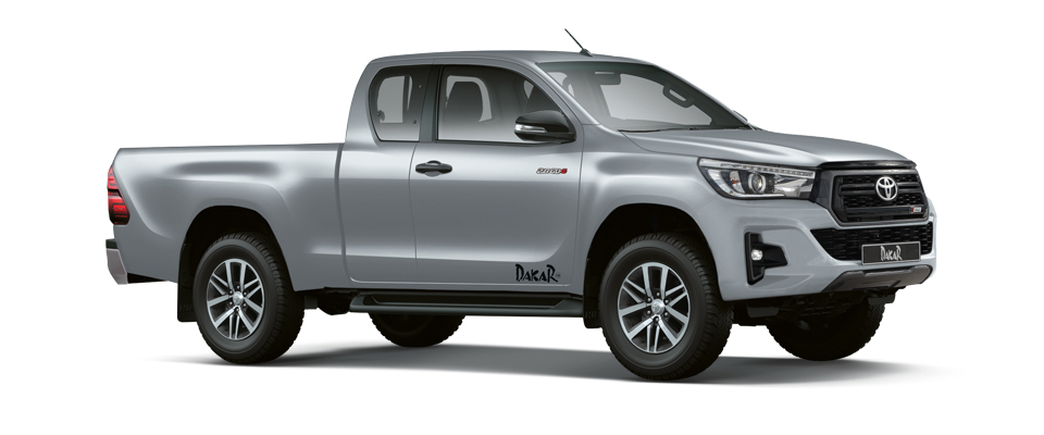 New Look Toyota Hilux Dakar Launches In South Africa Car Magazine