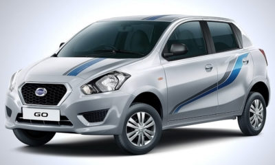 Datsun Go Handed A Facelift And An Automatic Option