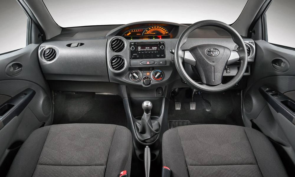 The biggest change inside is the adoption of a new instrument cluster.