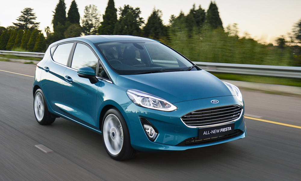 Here S How Much The New Ford Fiesta Hatch Costs In Sa Car Magazine