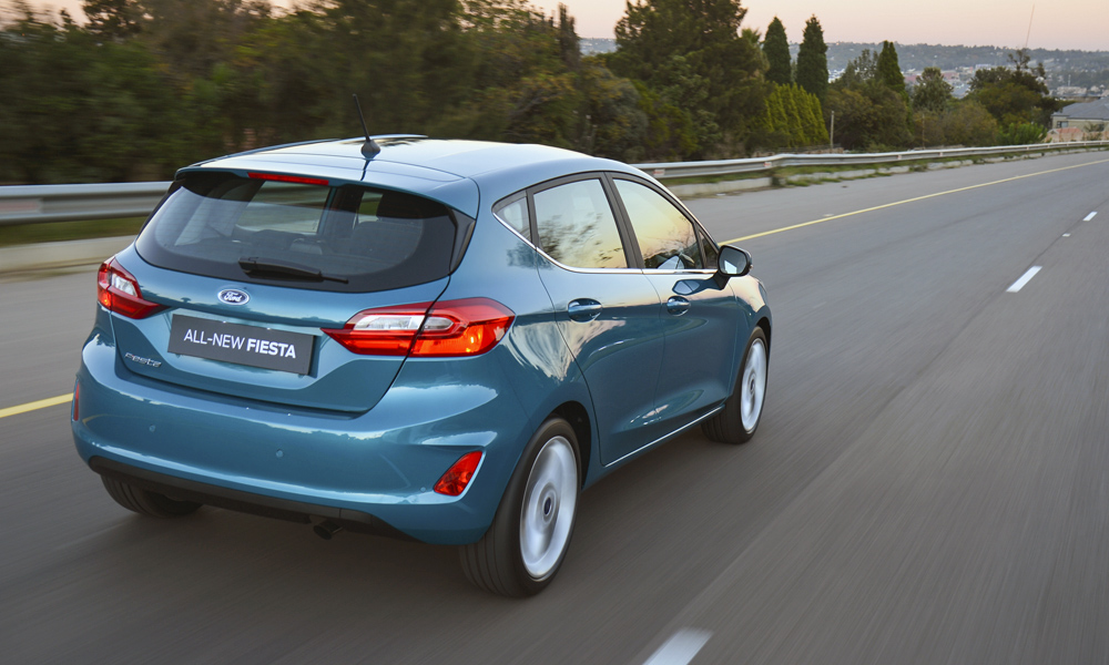 here 39 s how much the new ford fiesta hatch costs in sa car magazine. Black Bedroom Furniture Sets. Home Design Ideas
