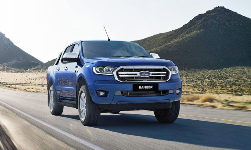 updated ford ranger to be offered with raptor engine car magazine. Black Bedroom Furniture Sets. Home Design Ideas