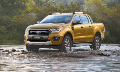 Ford's updated Ranger