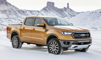 """Ford has released footage of the new US-spec Ranger undergoing """"torture testing""""."""