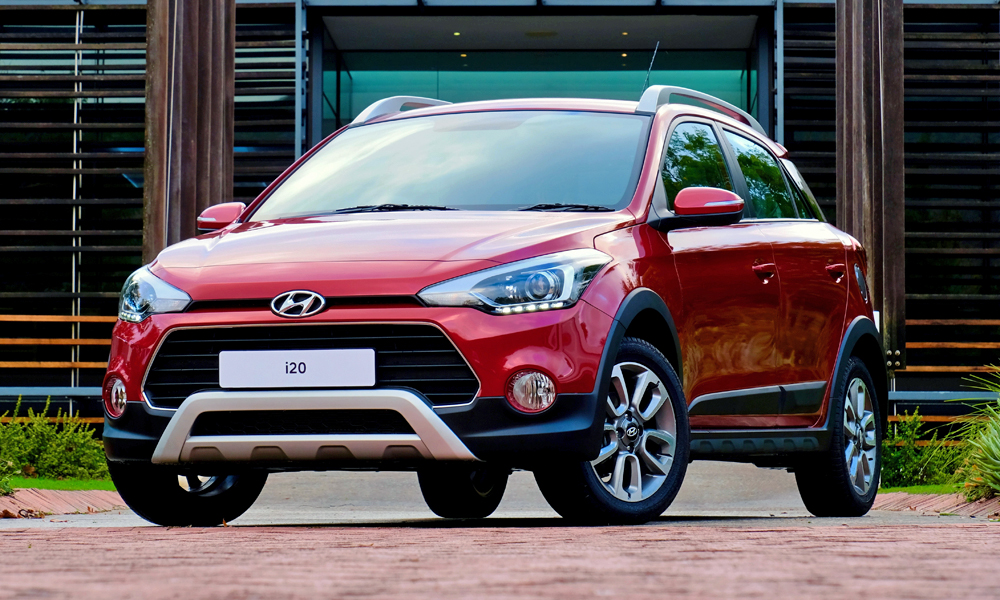 Driven Hyundai I20 1 4 Active Mt Car Magazine