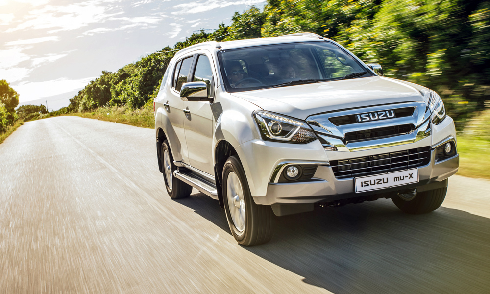 The new Isuzu MU-X has launched in South Africa.