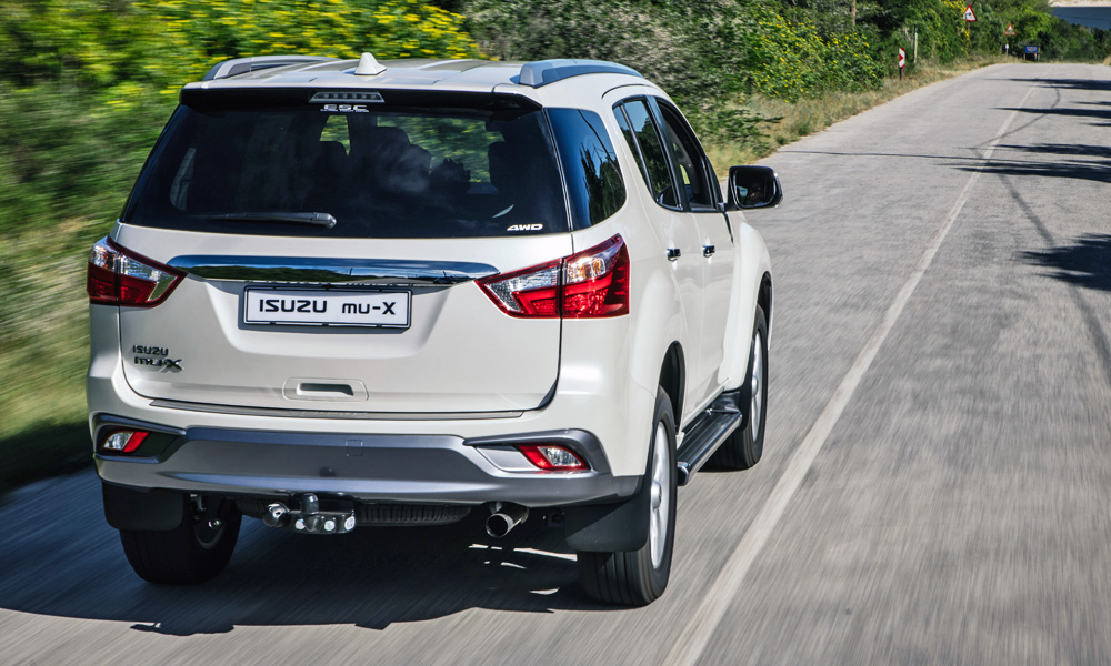 With seven seats, it takes on the likes of the Fortuner, Everest and Pajero Sport.