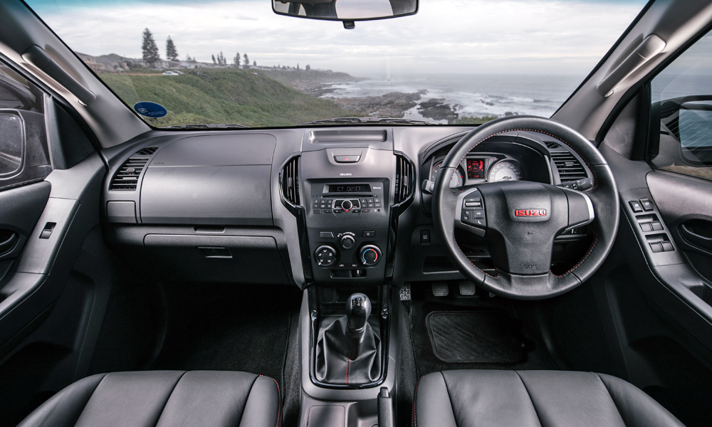 New Isuzu KB X-Rider Black launched in South Africa! - CAR ...