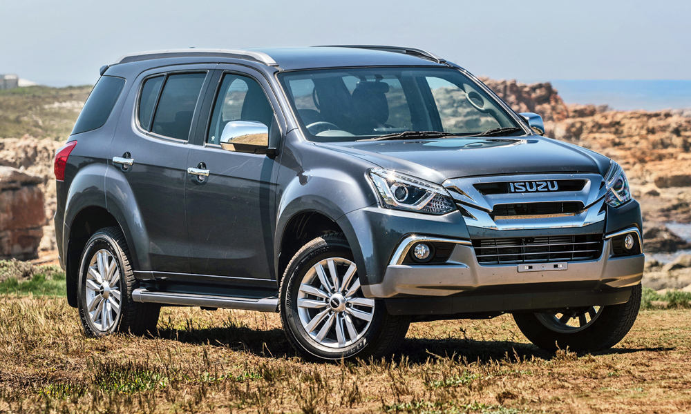 Here S How Much The Isuzu Mu X Costs In South Africa