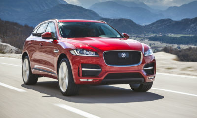 Jaguar has updated its F-Pace range, while also welcoming the SVR flagship.