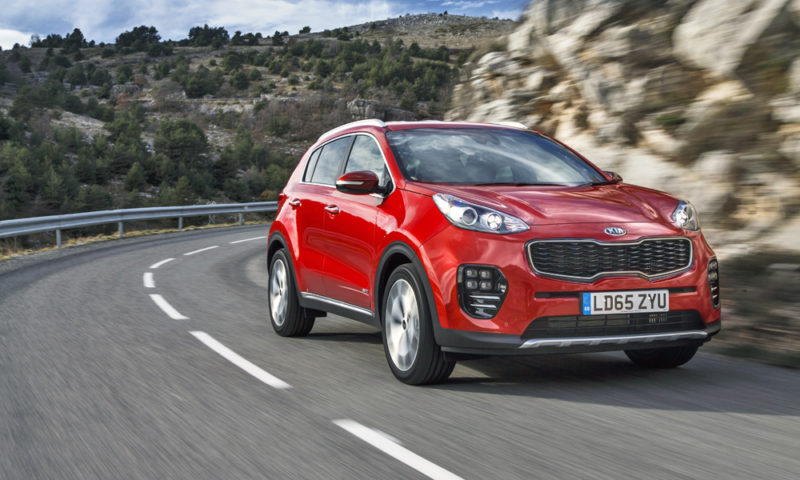 kia sportage to debut new 48v diesel mild hybrid. Black Bedroom Furniture Sets. Home Design Ideas
