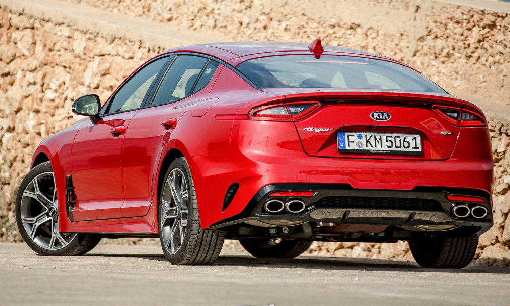 here s how much the new kia stinger gt will cost in sa car magazine. Black Bedroom Furniture Sets. Home Design Ideas