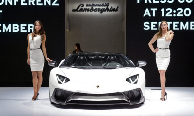 Lamborghini will skip the 2018 Paris Motor Show