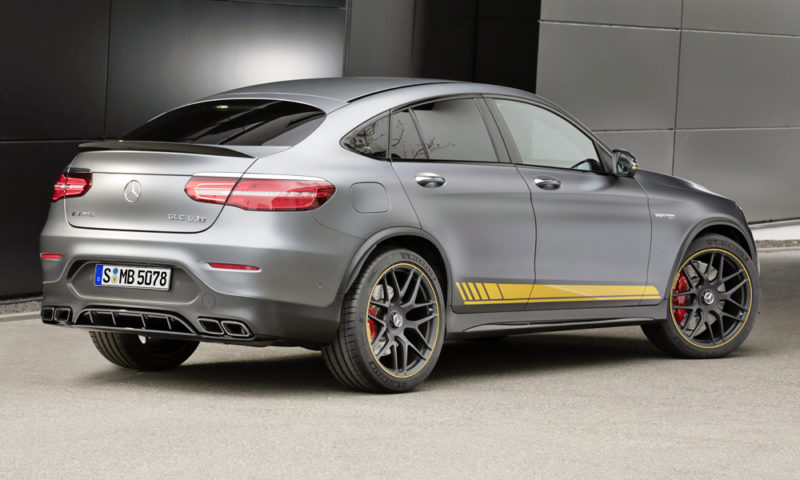 Mercedes-AMG GLC63 S Coupé Edition 1