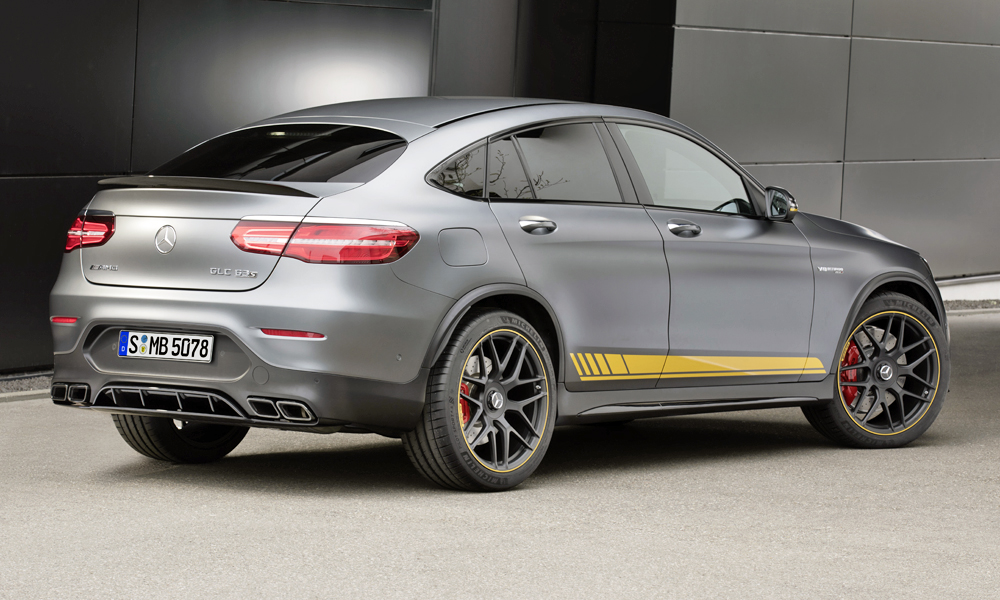 how much the mercedes amg glc63 s edition 1 costs in sa car magazine. Black Bedroom Furniture Sets. Home Design Ideas