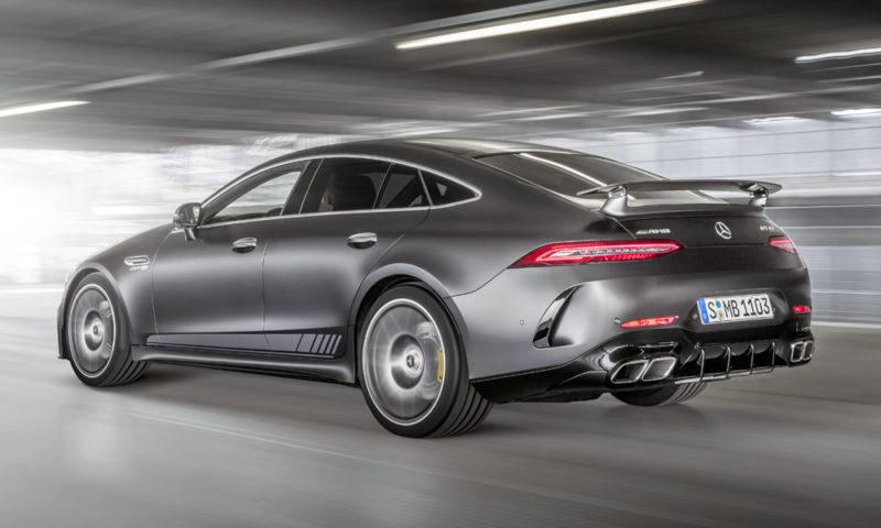 Mercedes-AMG GT63 S 4Matic+ Edition 1