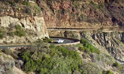 Mercedes-Benz returns to Chapman's Peak