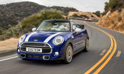 Mini Convertible Cooper S Steptronic