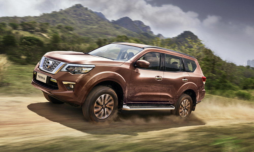 Who Buys Used Cars >> Nissan Terra grows to seven seats, gains diesel engine ...