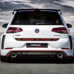 Oettinger Golf GTI TCR Germany Street back