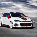 Oettinger Golf GTI TCR Germany Street front