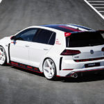 Oettinger Golf GTI TCR Germany Street rear