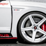 Oettinger Golf GTI TCR Germany Street heel