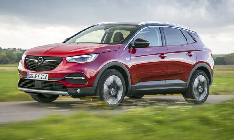 opel grandland x hits south africa here 39 s local pricing car magazine. Black Bedroom Furniture Sets. Home Design Ideas