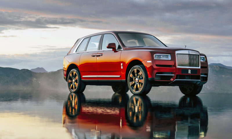 Rolls-Royce Cullinan confirmed for SA