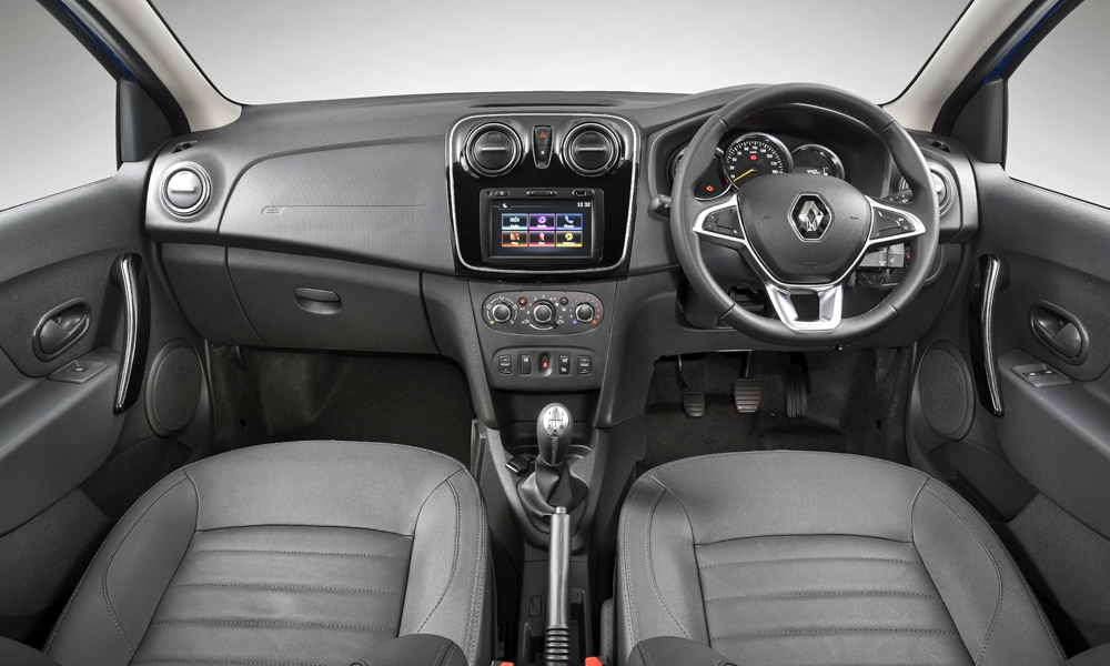 Renault SA launches new Sandero Stepway Plus model ...