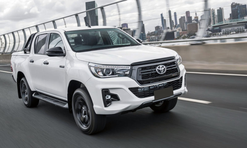 toyota sa to debut hilux 39 s fresh face on special new model car magazine. Black Bedroom Furniture Sets. Home Design Ideas