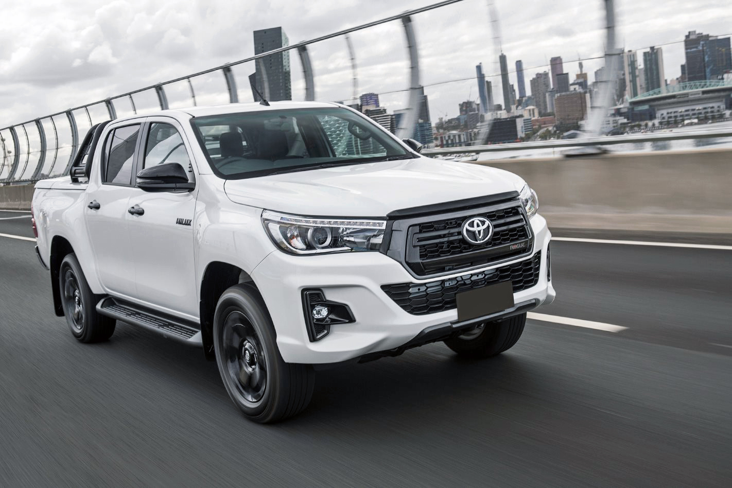 Toyota Sa To Debut Hilux S Fresh Face On Special New Model