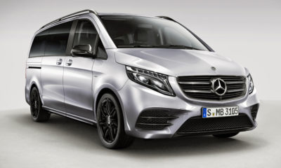 Mercedes-Benz V-Class Night Edition