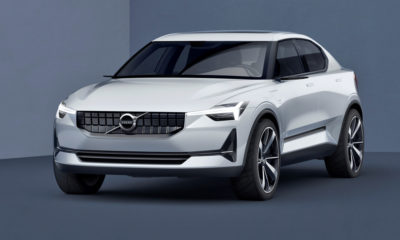 Volvo Concept 40.2 compact