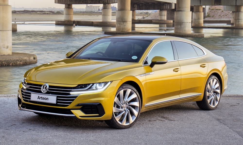 here 39 s how much the new volkswagen arteon costs in sa. Black Bedroom Furniture Sets. Home Design Ideas