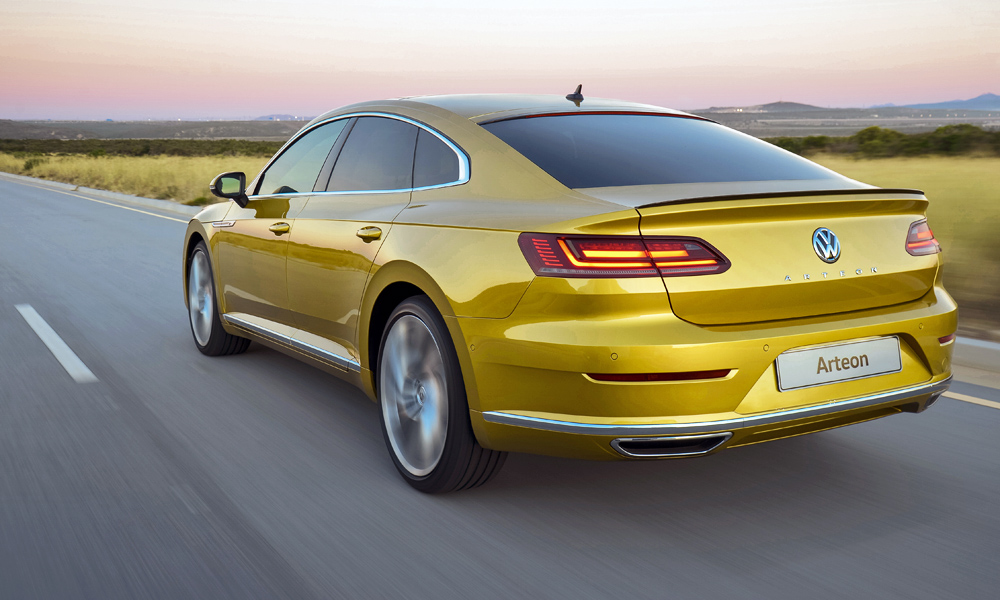 here 39 s how much the new volkswagen arteon costs in sa car magazine. Black Bedroom Furniture Sets. Home Design Ideas