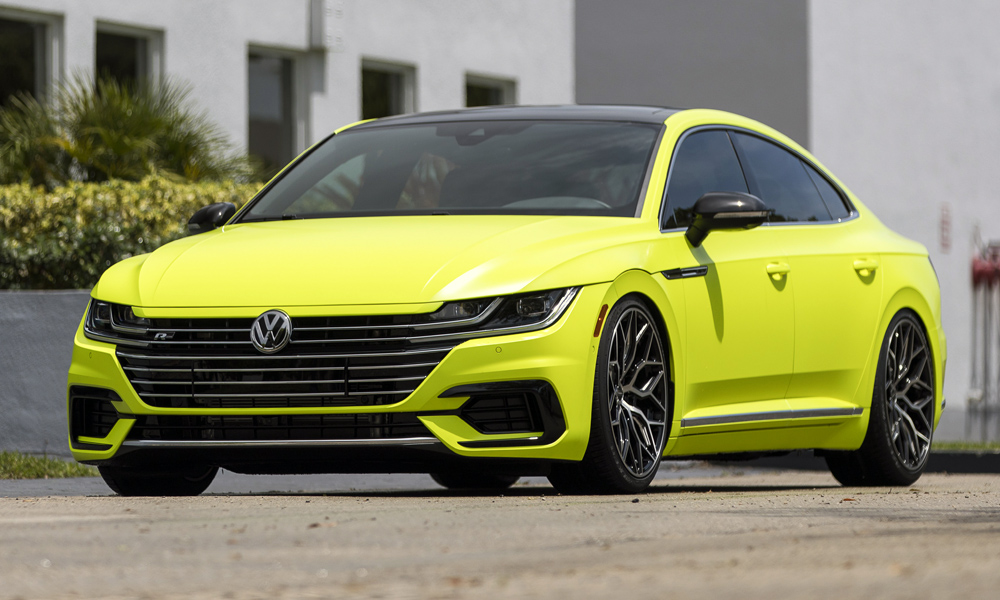 vw reveals five fresh concepts golf r arteon and more car magazine. Black Bedroom Furniture Sets. Home Design Ideas