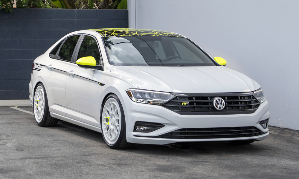 Vw Reveals Five Fresh Concepts Golf R Arteon And More