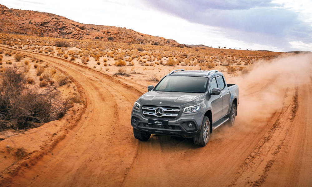 The new Mercedes-Benz X-Class has launched in South Africa.