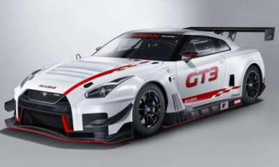 Nismo GT-R front