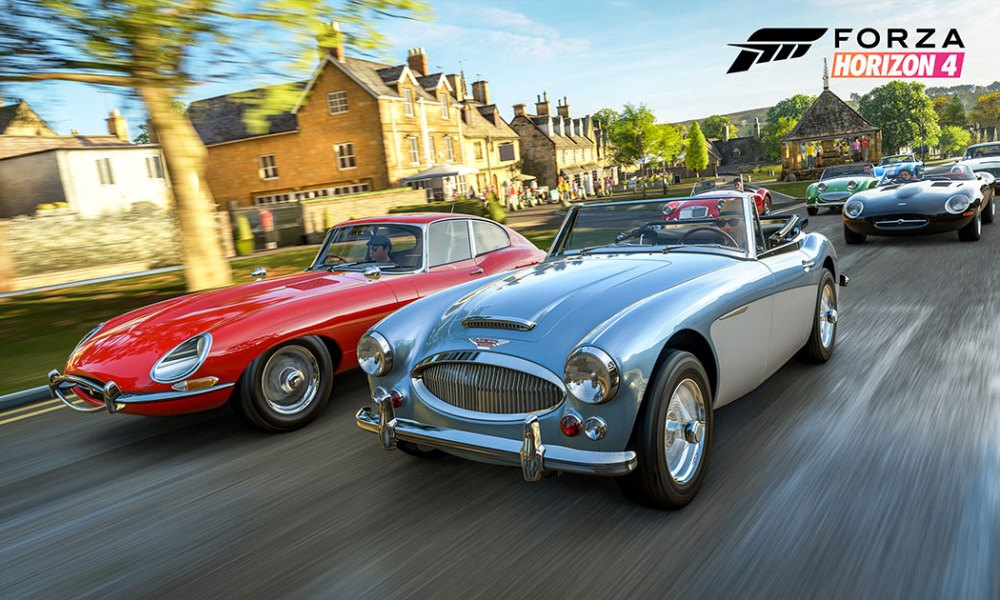 The 450+ cars will have a strong British presence.