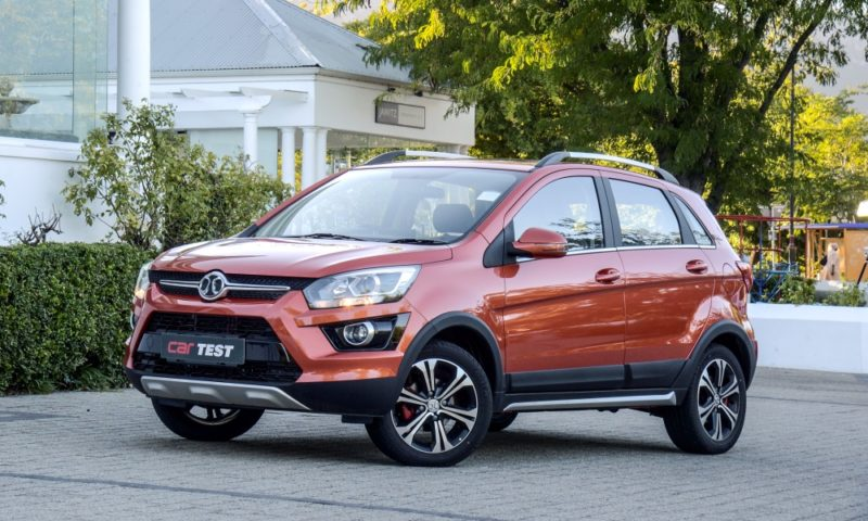 BAIC X25 1,5 MT Fashion front