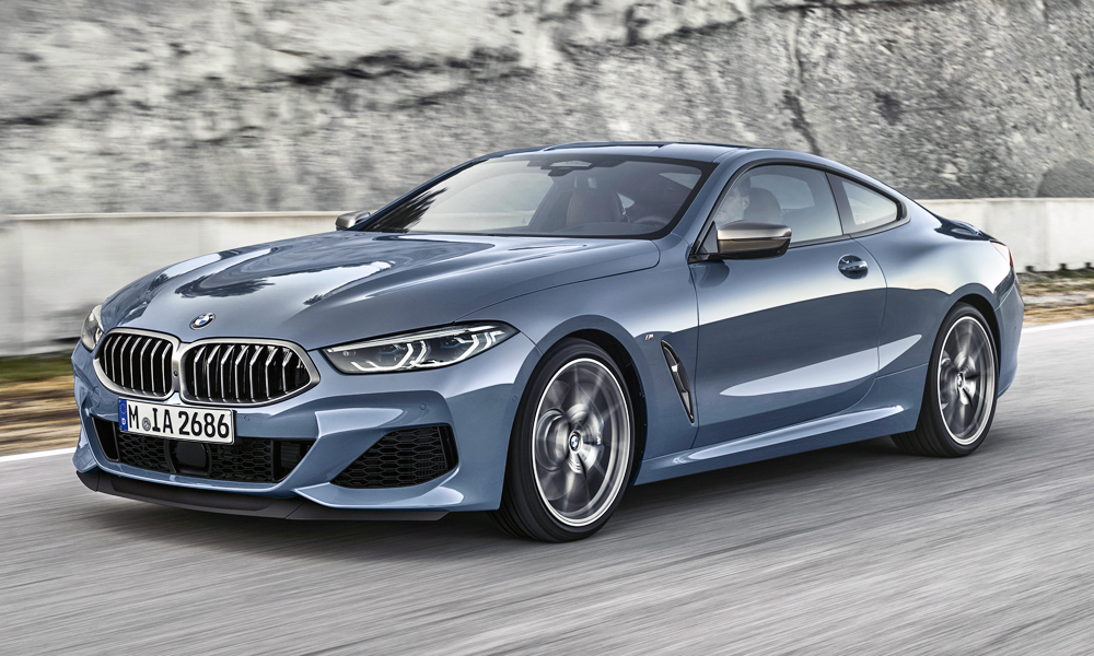 Used Bmw 8 Series >> New BMW 8 Series Coupé revealed in M850i xDrive guise! - CAR magazine