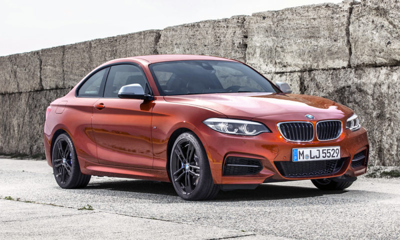 BMW 2 Series coupé to stay RWD ... but soft-top could die
