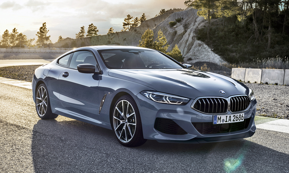 New Bmw 8 Series Coup 233 Revealed In M850i Xdrive Guise