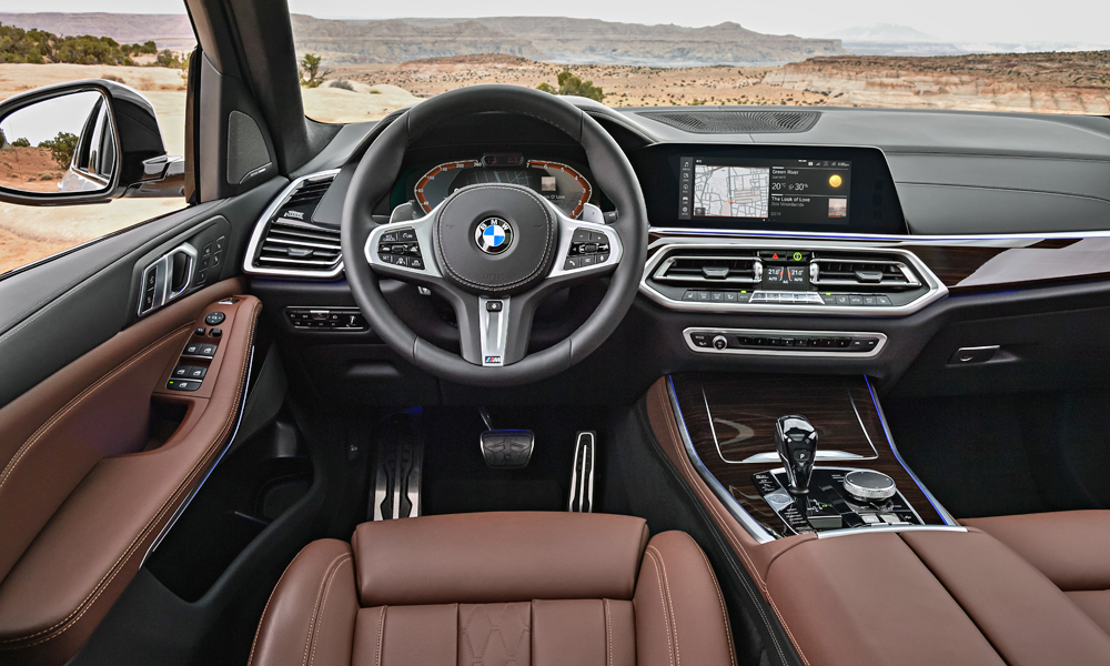 New Fourth Generation Bmw X5 Officially Revealed Car
