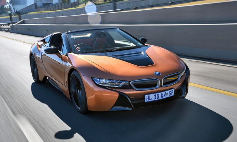 Refreshed Bmw I8 And New I8 Roadster Touch Down In Sa Car Magazine