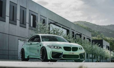Z-Performance has gone all out with this widebody BMW M2.