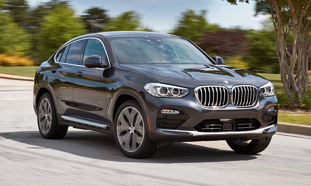 here 39 s how much the new bmw x4 including m40i costs car magazine. Black Bedroom Furniture Sets. Home Design Ideas