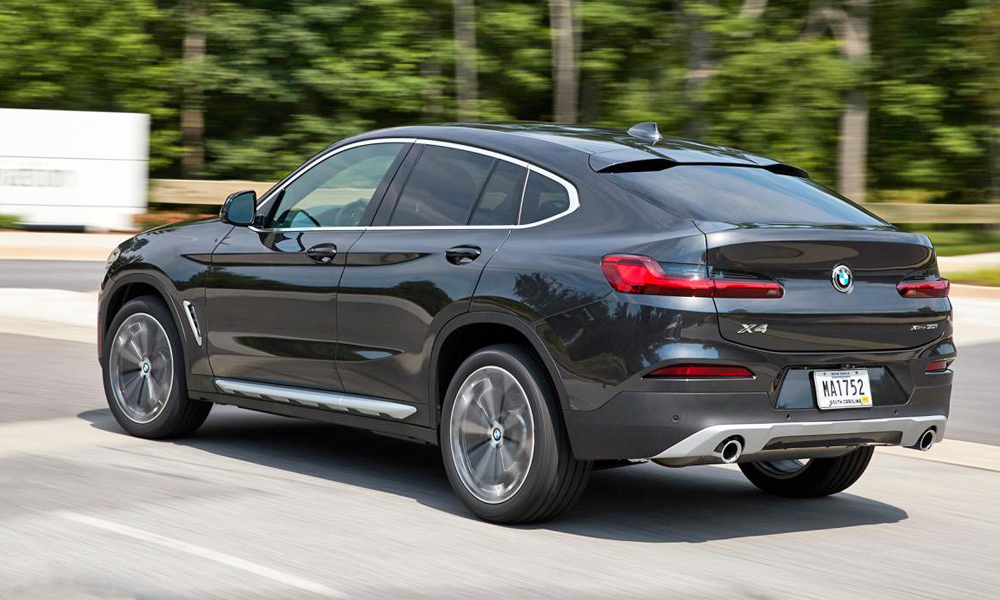 here's how much the new bmw x4 (including m40i) costs - car magazine